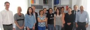 Besuchergruppe Gialdroni