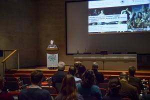 Der Vortrag von Silke Leopold eröffnete den Studientag im DHI Rom.